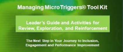 Managing MicroTriggers® - Leader's Guide