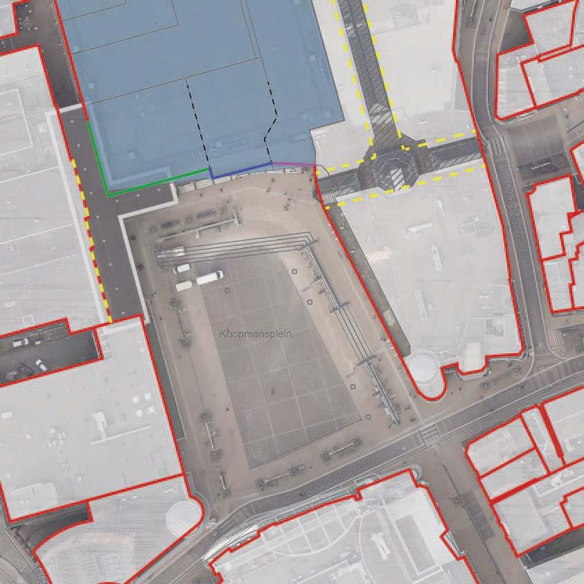 A258 revitalisatie voormalige VD Assen w