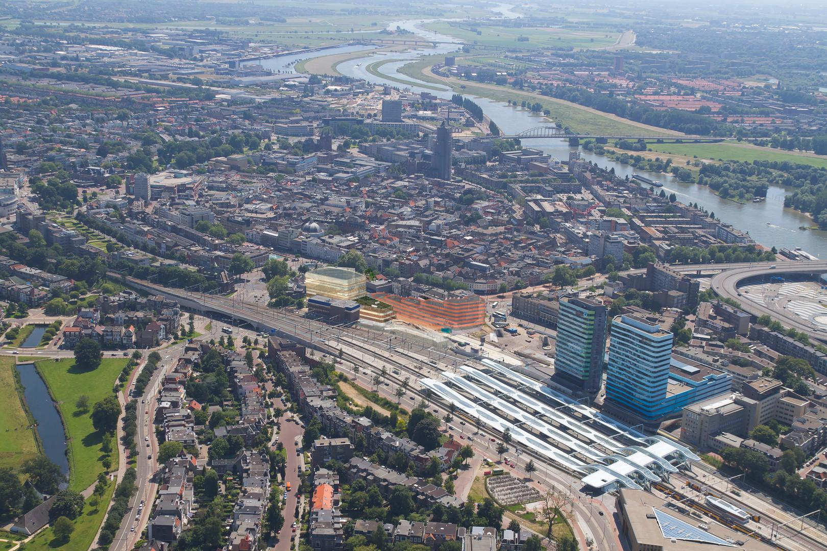 Arnhem central gardens