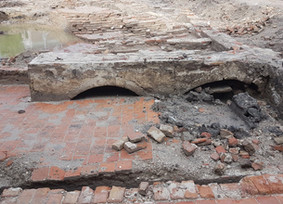 Bastion II : Archeological findings