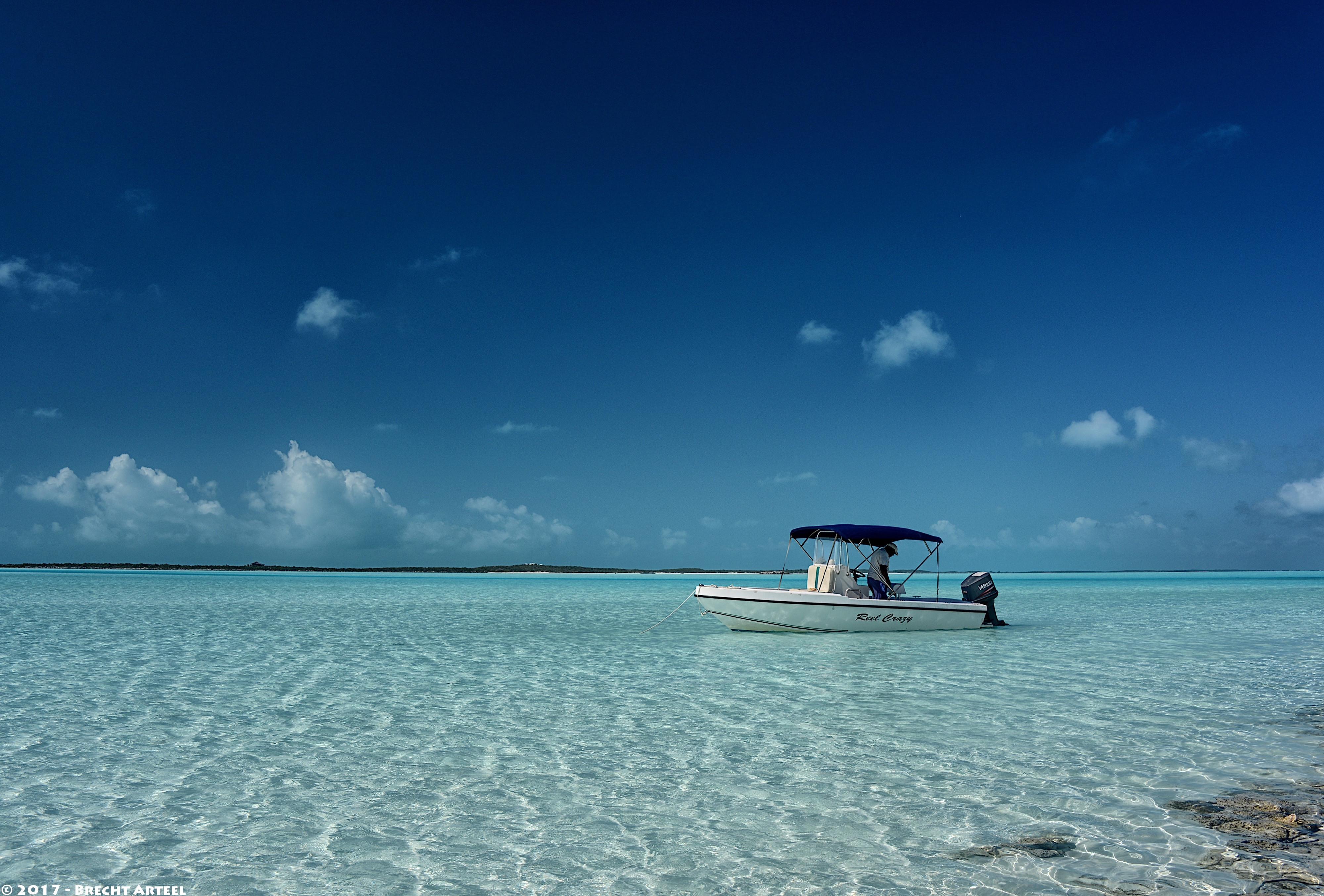 Capt. Robert's Sandy Cay Charter Tour