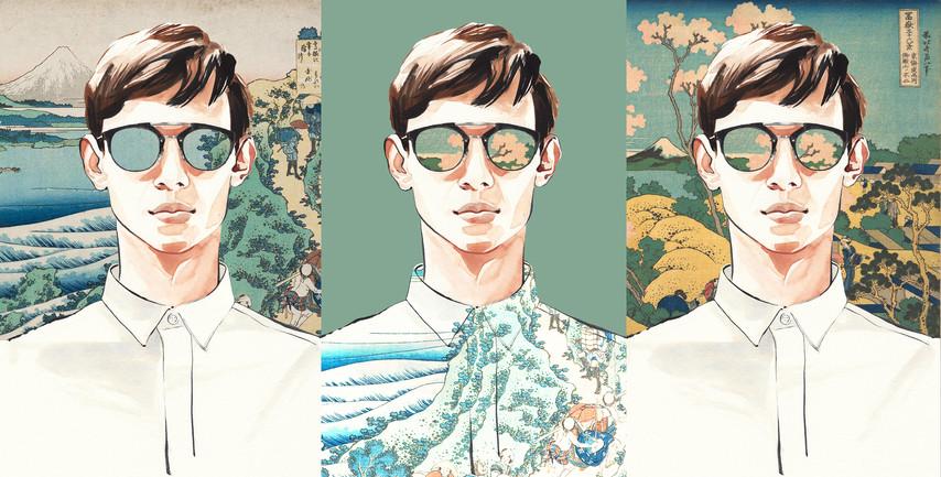 NGV Hokusai for Teen Art Party