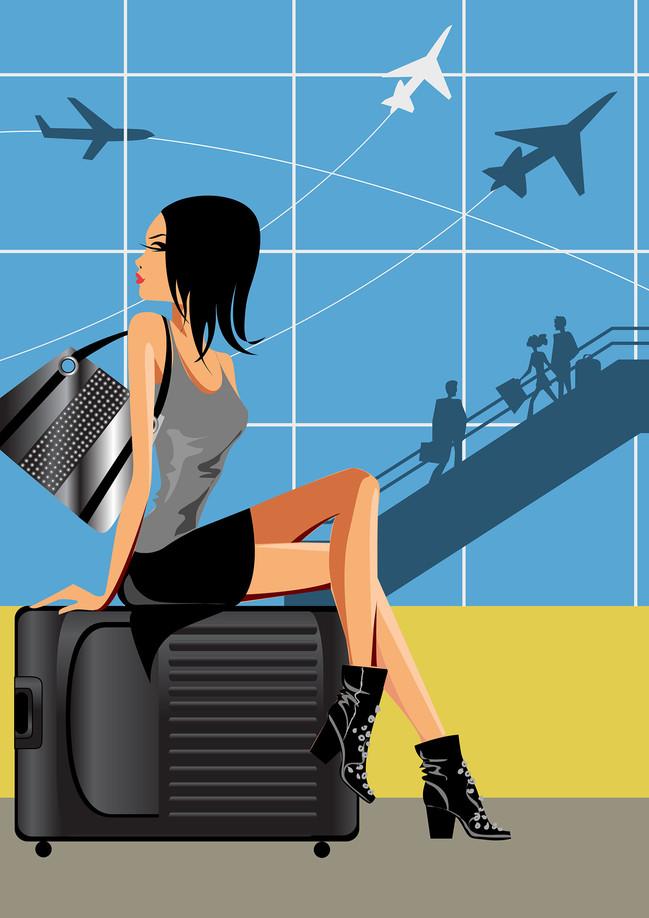 Travel editorial