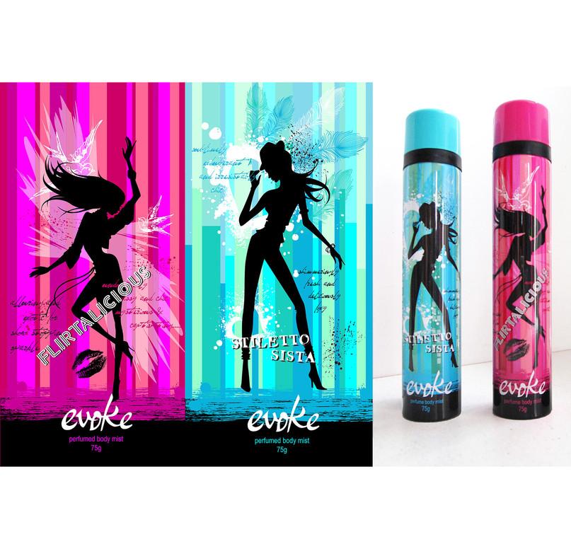 Evoke Body Spray