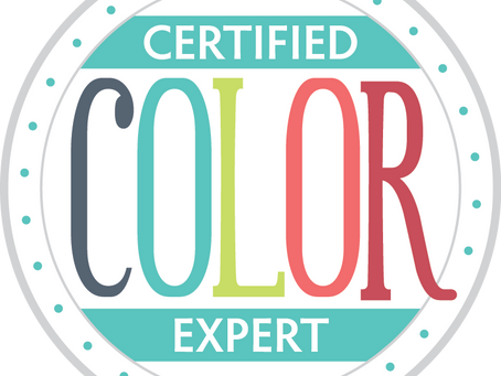 What is a Certified Color Expert?