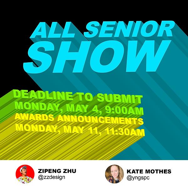 All Senior Show