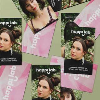 happi lab - Branding