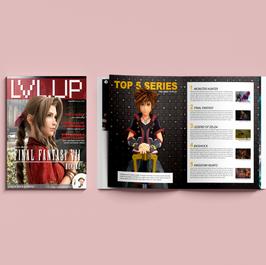 LVL.UP Magazine