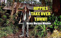 Never Normal Nimbin