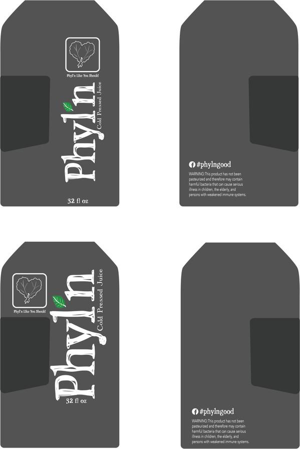Gallon Jug Label Mock
