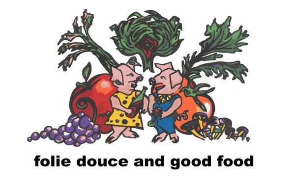 Food Venue Logo Design