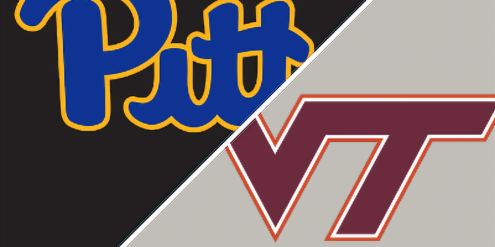 Pitt vs VT Basketball