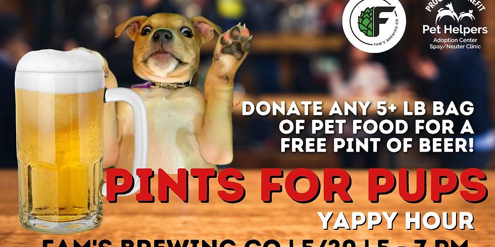 Pints for Pups