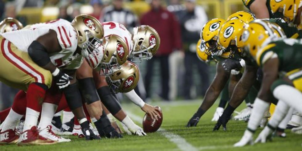 NFC Championship: 49ers vs Green Bay