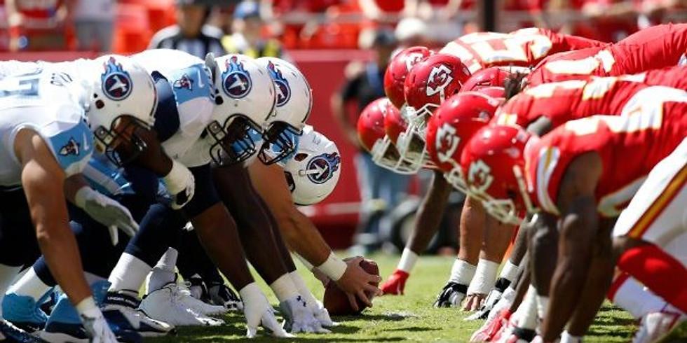 AFC Championship: Titans vs Chiefs