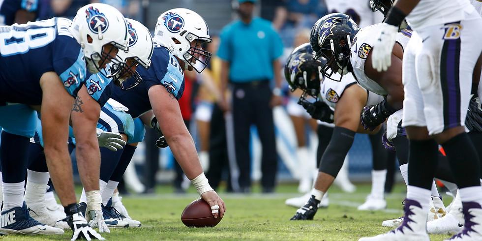 Titans vs Ravens Divisional Round