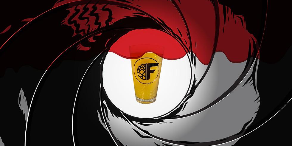 GoldenEye Tournament & Beer Release: CHS Beer Week