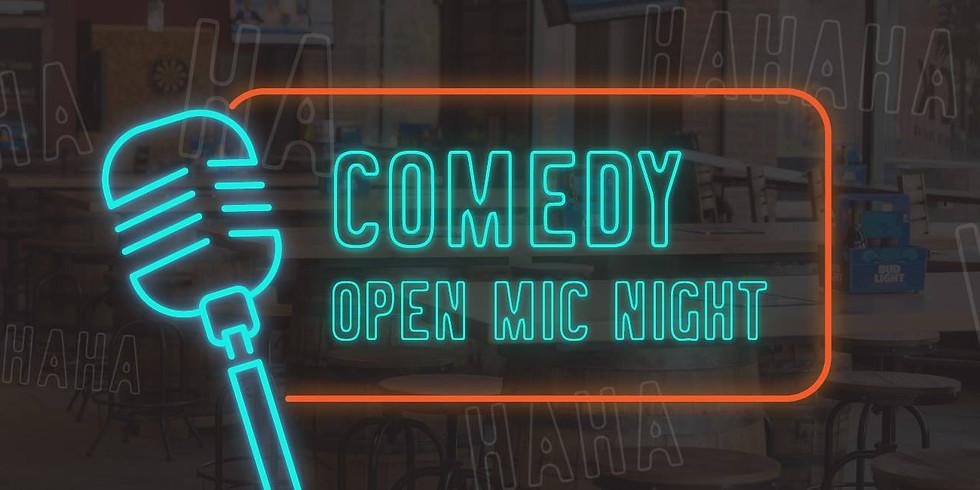 Comedy Open Mic Night