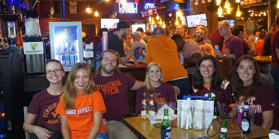 Liberty vs VT Game Watching Party