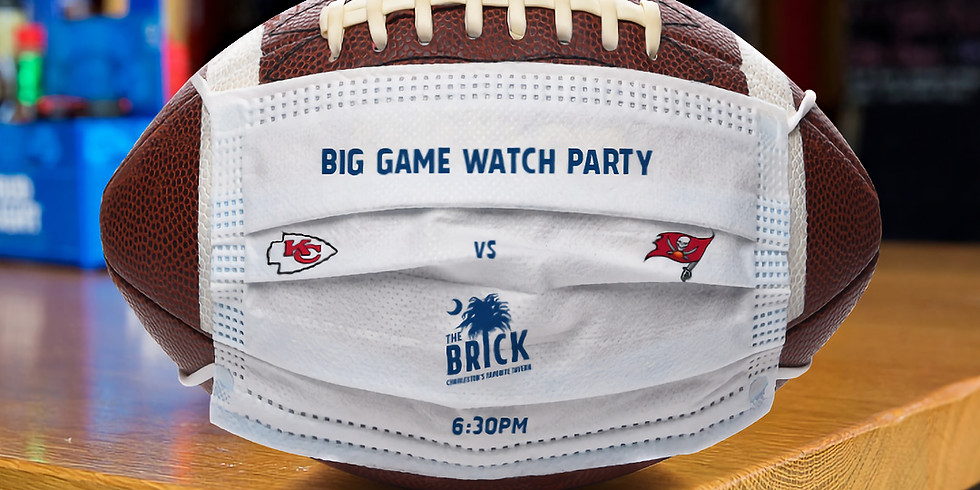 Big Game Watching Party