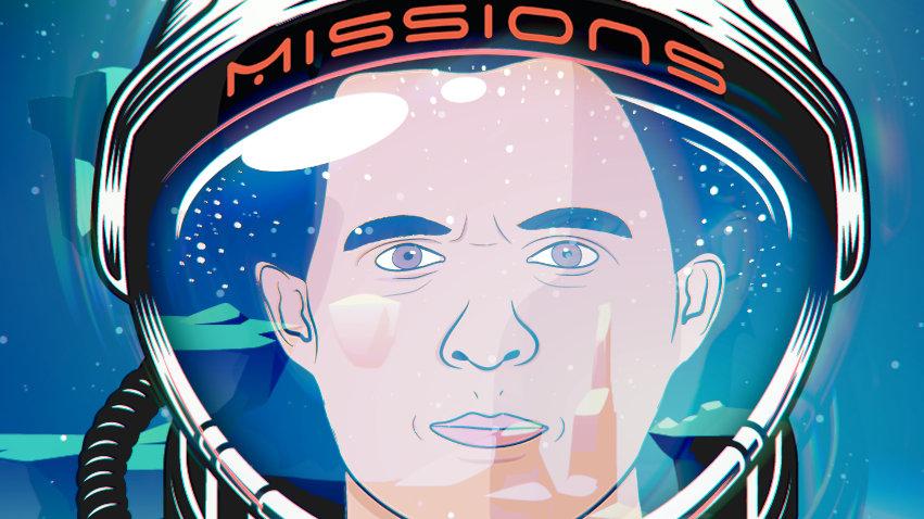 MISSIONS - CD Digipack