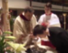 Baptism Easter 2018