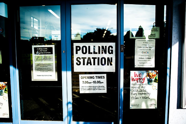 Polling Station Missouri