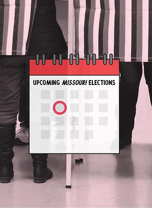 upcoming missouri elections
