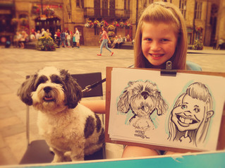 Caricatures in Durham