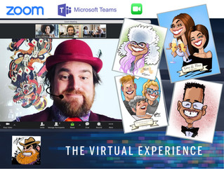 Virtual caricatures