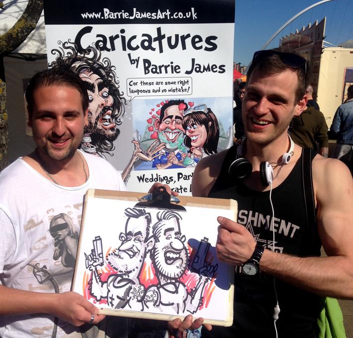 caricature, Newcastle, Quayisde, Caricaturist, Norhumberland
