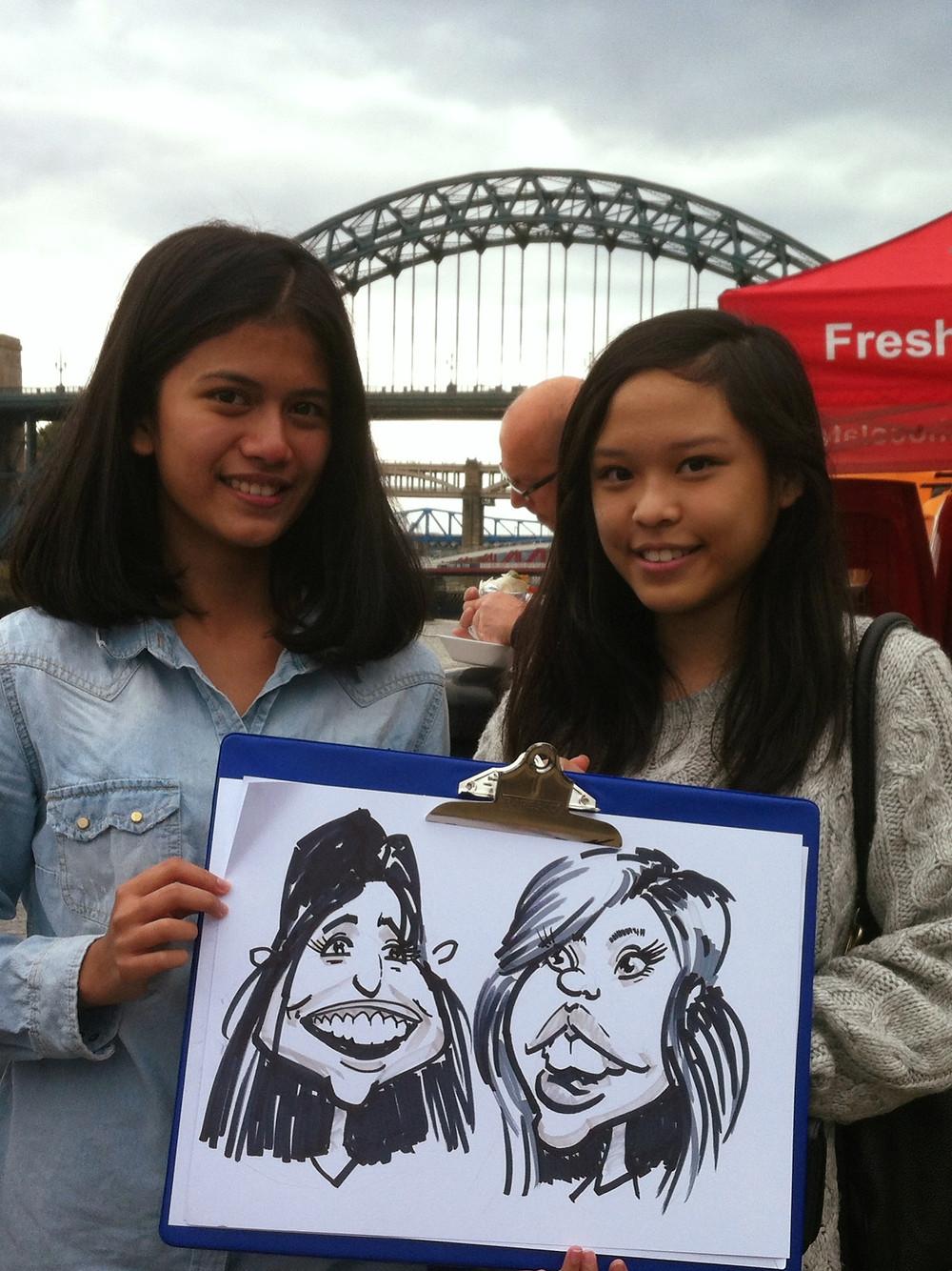 Newcastle Caricature Quayside 14.JPG