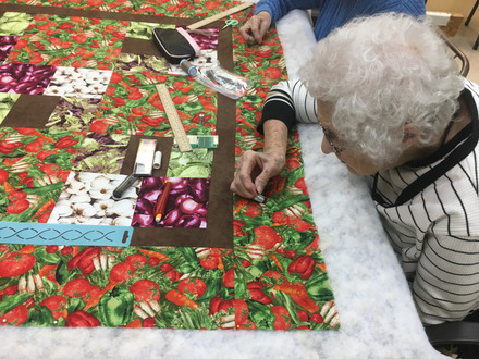 Hand Quilting Masterpieces
