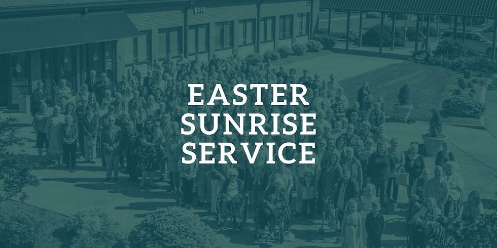 Easter - Sunrise Service