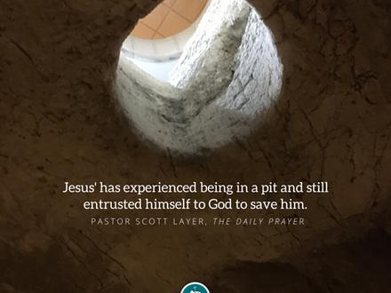 The Daily Prayer: April 9, 2020 - Maundy Thursday