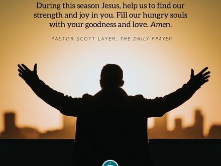 The Daily Prayer: April 13, 2020