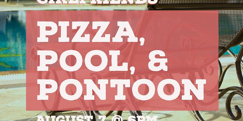 Pizza, Pool, & Pontoon