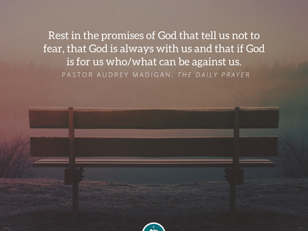 The Daily Prayer: April 8, 2020