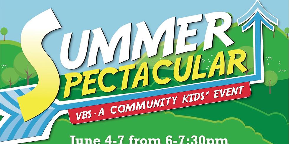 Summer Spectacular - VBS (1)