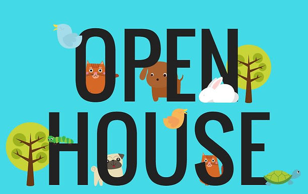 Clubhouse Central Open House
