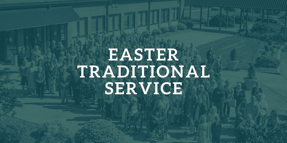 Easter - Traditional Service