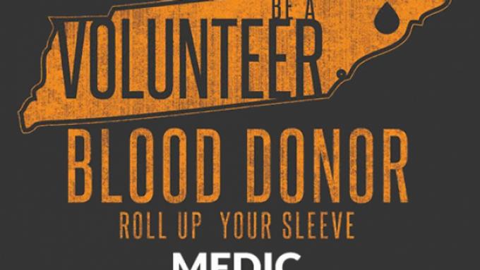 MEDIC Blood Drive