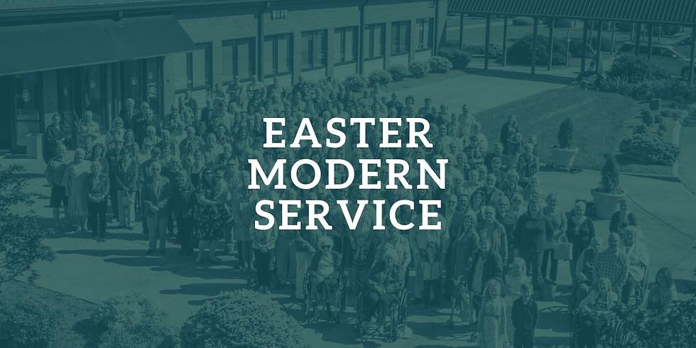 Easter - Modern Service