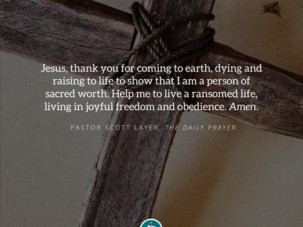 The Daily Prayer: April 14, 2020