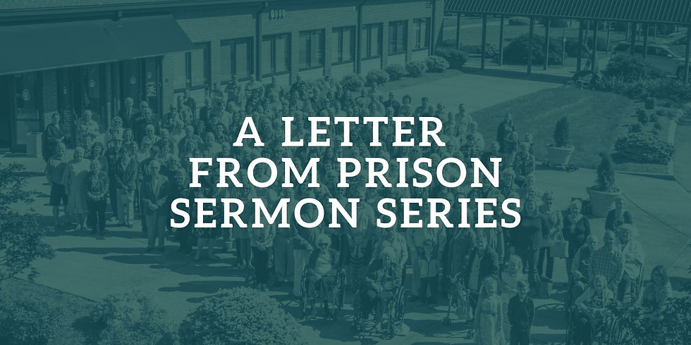 A Letter From Prison Series (7 Weeks)