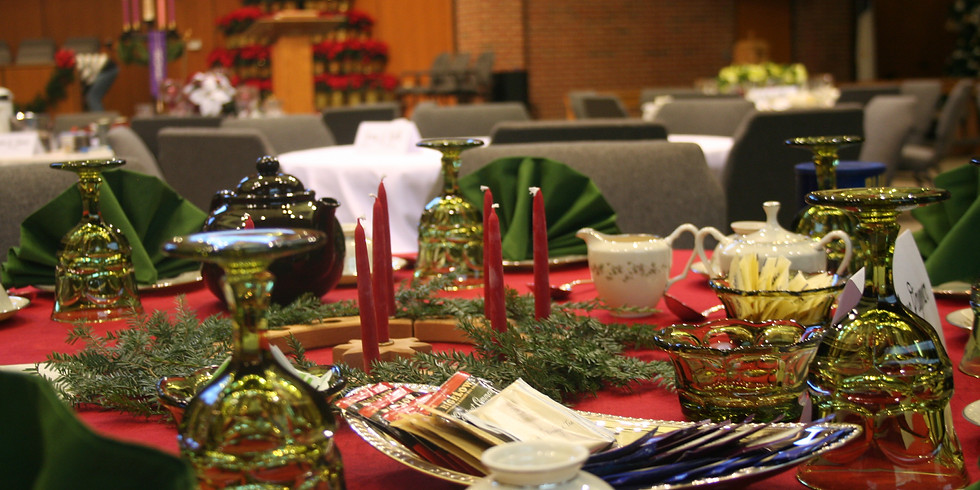 WOMEN'S Ministry | Advent by Candlelight