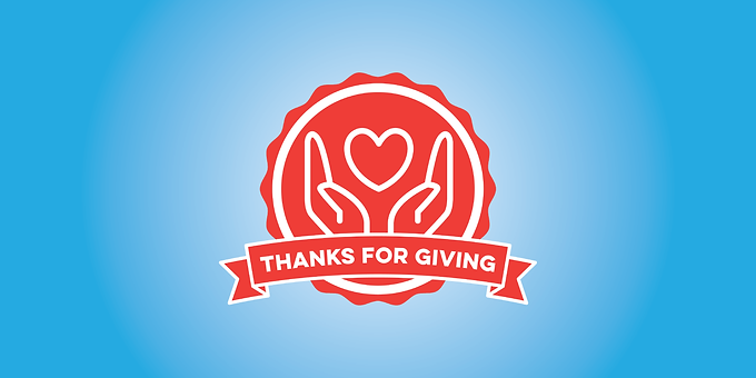 Thanks for Giving | Early Service