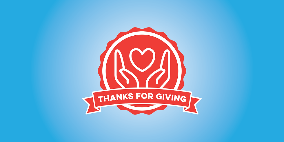 Thanks for Giving | Late Service