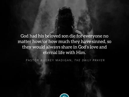 The Daily Prayer: April 10, 2020 - Good Friday