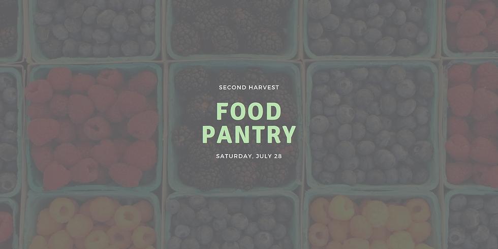 Second Harvest Food Pantry